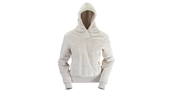 The North Face Women's Mossbud Hoodie, moonlight ivory